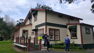 Williams House, Paihia - part of an Anglican Mission