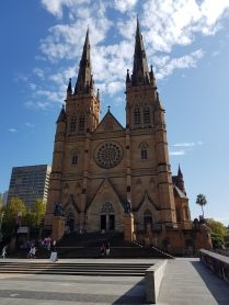 St Mary's front facade